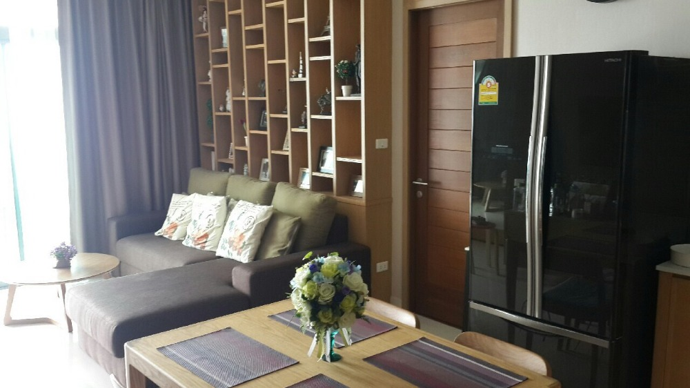For RentCondoPattaya, Bangsaen, Chonburi : Condo for rent  'Casalunar Paradiso Condo' Sea view Two Bedroom at Bangsaen Chonburi