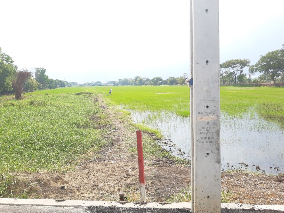 For RentLandLadkrabang, Suwannaphum Airport : Land for long-term rent in Eastern Bangkok