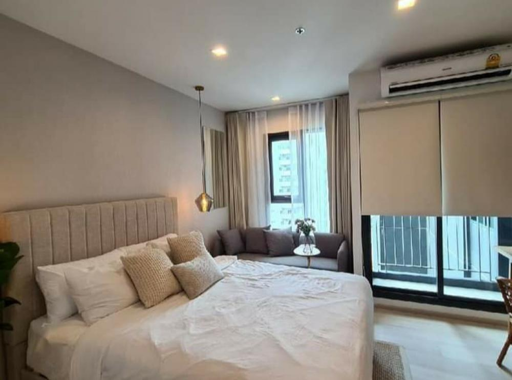 For RentCondoWitthayu,Ploenchit  ,Langsuan : Furnished room for rent Ready to move in. High floor, beautiful view, Life one wireless project, studio room 24 sqm.