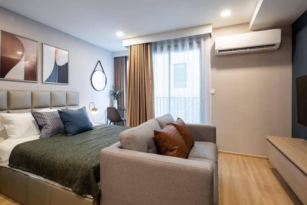 For RentCondoAri,Anusaowaree : 🔥🔥 New !!  Condo for rent, Maestro 07, Victory Monument, size 27 sqm., 3rd floor #, near BTS Victory Monument 350 meters # Near BTS ARL Phayathai 1.8 km. Code 4331