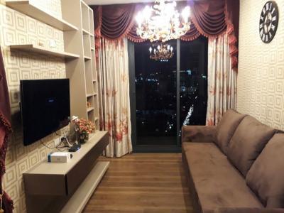 For RentCondoSapankwai,Jatujak : ONYX Phaholyothin – BTS Saphan Khwai  200 meters  – Corner Unit 43 sqm 8212