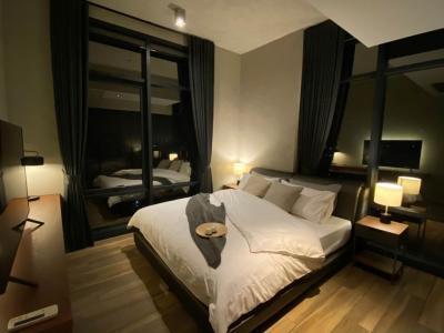 เช่าคอนโดสุขุมวิท อโศก ทองหล่อ : ให้เช่า the loft asoke  ห้องใหม่แต่งสวย ชั้นสูง วิวโล่ง