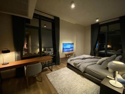 เช่าคอนโดสุขุมวิท อโศก ทองหล่อ : ให้เช่า the loft asoke  ห้องใหม่แต่งสวย ชั้นสูง วิวโล่ง ห้อง 2 นอนชั้นสูง (มีรูปห้องจริง วิวจริง ไม่บล๊อค )
