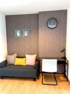 For RentCondoKhlongtoei, Kluaynamthai : [ For Rent ] Aspire Rama 4, BTS Ekamai, 1 Bedroom, 28 sq.m.