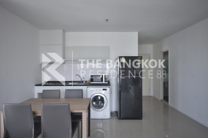 For RentCondoRama9, RCA, Petchaburi : For RENT @ Aspire Rama 9, the best price room now, Size 66 Sq.m 2Beds 2Baths, only 18,000 baht per month, interested in meeting the real room at the project