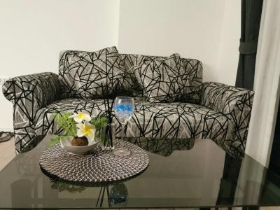 For RentCondoSamrong, Samut Prakan : M2796-Condo for rent, Kensington Sukhumvit-Thepharak, ready to move in.