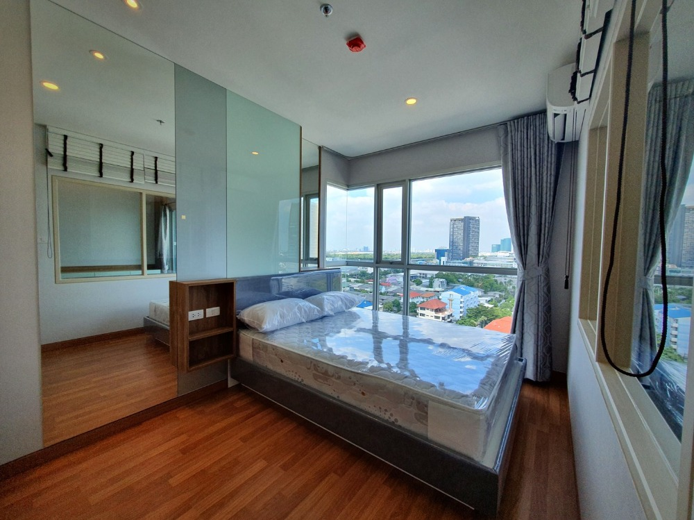 For RentCondoSapankwai,Jatujak : [A119] Special room location !! Condo for rent, Lumpini Park Vibhavadi-Chatuchak (Lumpini Park Vibhavadi-Chatuchak), size 29 sq.m., Building D, 14th floor, the most beautiful view of the project, near BTS Mo Chit and MRT Chatuchak.