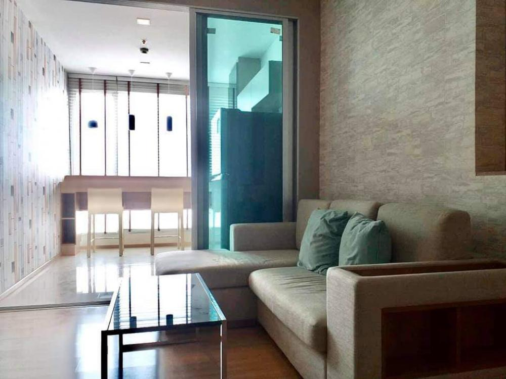 For RentCondoSapankwai,Jatujak : For rent: Rhythm Phahon - Ari, near BTS Aree / Saphan Khwai, 1 bedroom, high floor, fully furnished, ready to move in.