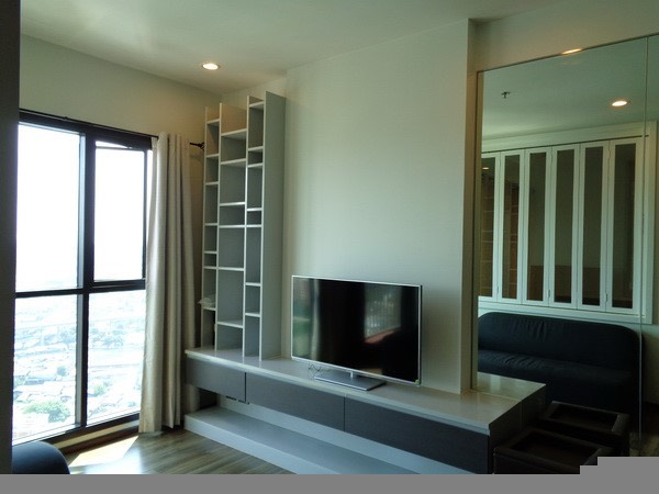 For RentCondoOnnut, Udomsuk : M2804-Condo for rent, WYNE Sukhumvit, near BTS Phra Khanong, ready to move in.