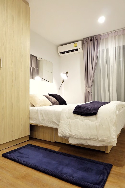 For RentCondoSamrong, Samut Prakan : A1392 ให้เช่า ทรอปิคานา คอนโด (Tropicana) | 1 นอน +1 ห้องเอนกประสงค์ *BTS เอราวัณ