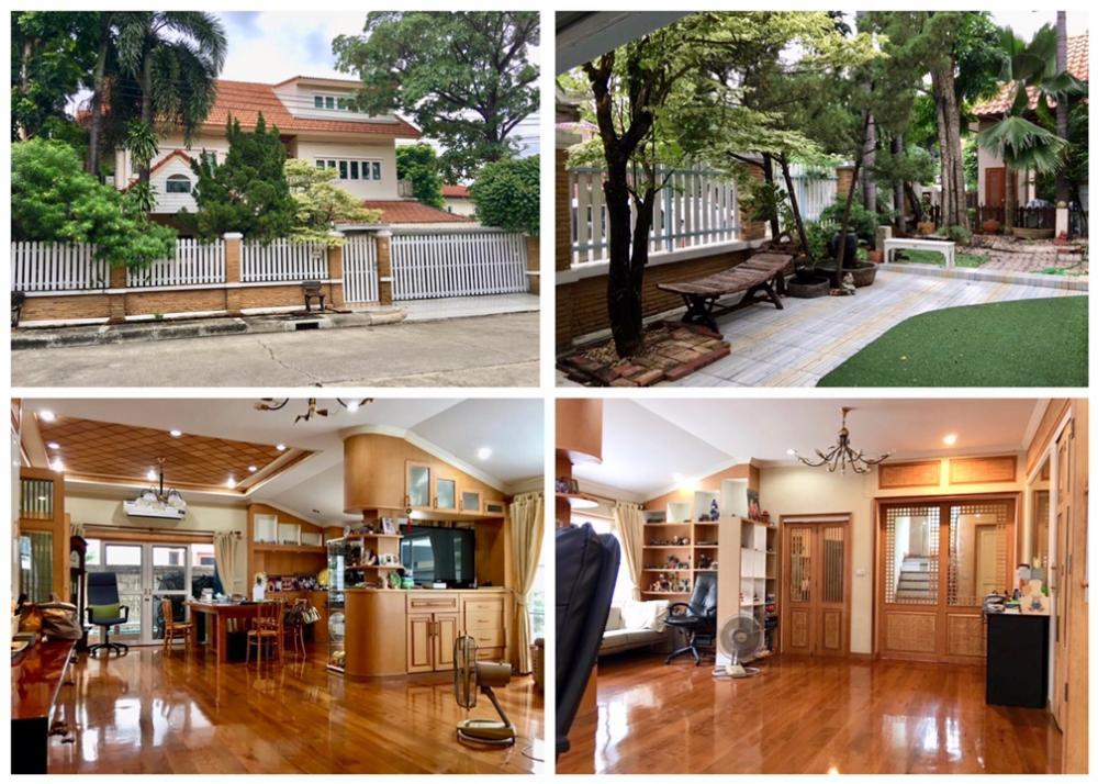 For SaleHouseBangbuathong, Sainoi : Grand Canal Prachachuen for sale, near the business school, 420 sq m, good location, very nice house.