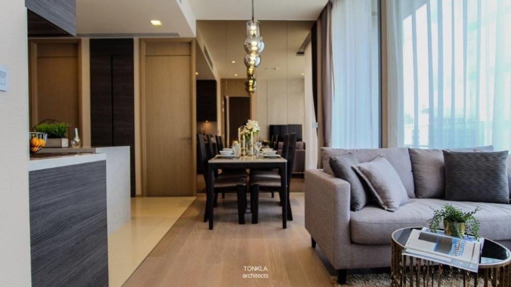For RentCondoSukhumvit, Asoke, Thonglor : 🔥🔥Room For Rent🔥🔥The ESSE Asoke 2 Bedroom 75 Sq.m @55,000/Month -