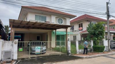 ขายบ้านบางแค เพชรเกษม : ขายราคาถูก..บ้านเดี่ยว2ชั้น หมู่บ้านชวนชื่น เพชรเกษม81