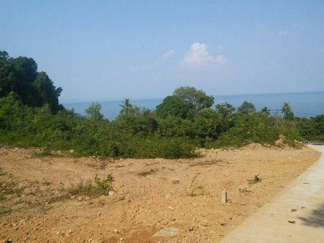 ขายที่ดินตราด : ขายที่ดินติดทะเลส่วนตัว เกาะช้าง 8-1-44 ไร่