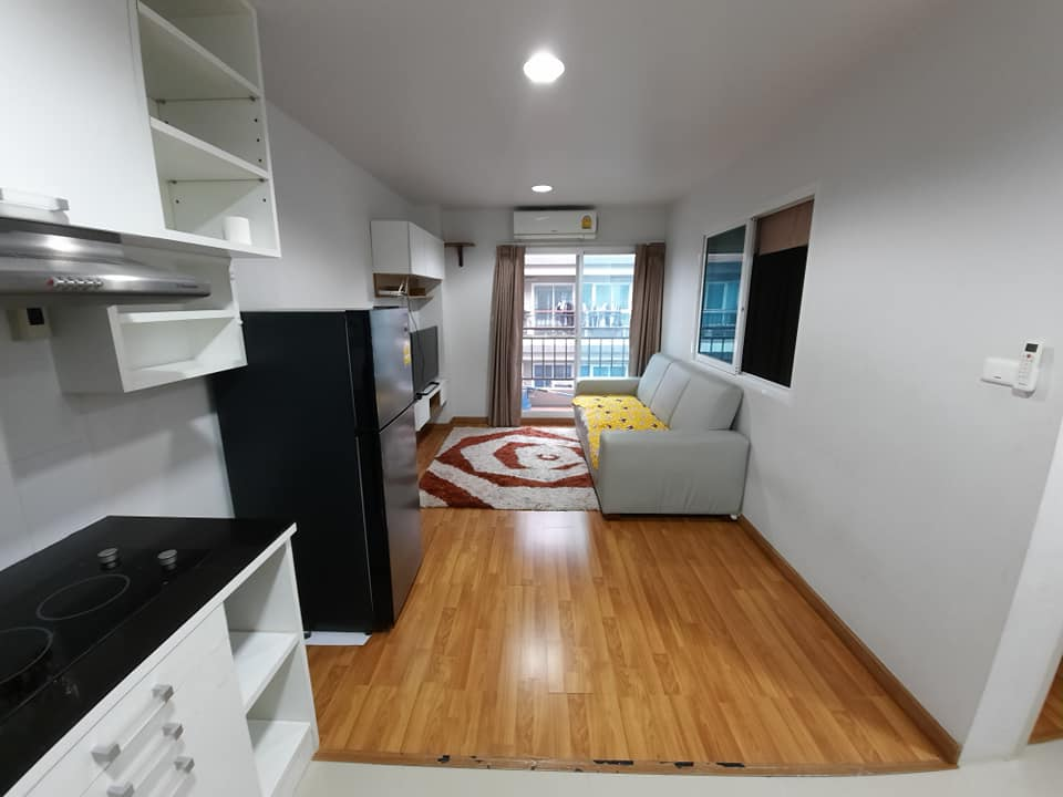 For SaleCondoLadprao101, The Mall Bang Kapi : Condo for residence or investment. Condo for sale Anna Ladprao 101 Soi Pho Kaeo 3 line Bts yellow line.