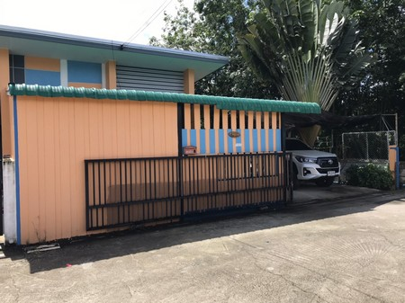 For SaleHouseRayong : Single storey house for sale. Is in the Map Kha Nai community Nikhom Phatthana - Rayong House area 30 square meters