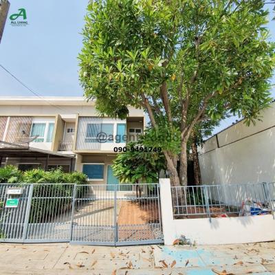 For RentTownhouseSamrong, Samut Prakan : Sell / rent Townhouse Indy Bangna Village Km.26 in Soi ABAC Bangna