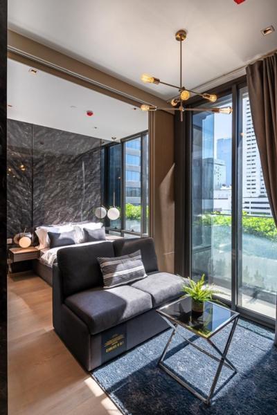 For RentCondoSilom, Saladaeng, Bangrak : ให้เช่า Ashton Silom 1 ห้องนอน ห้องสวย ราคาดี เพียง 25,000 สนใจชมโครงการ ติดต่อ เบญ 0992429293 ยังใีอีกหลายห้องในโครงการให้ชมค่ะ