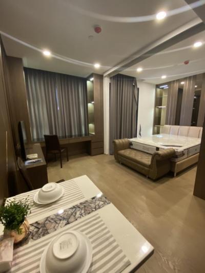 For RentCondoSiam Paragon ,Chulalongkorn,Samyan : RENT - Ashton Chula Silom 1BR 20,000 tel Ben0992429293