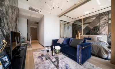 ขายคอนโดสีลม ศาลาแดง บางรัก : The Last unit พิเศษ Ashton Silom ตร.ม.ไม่ถึงสองแสน 49.79sq.m. 1bedroom only 8.83mb ย้ำ..!! Tel. 0957615782