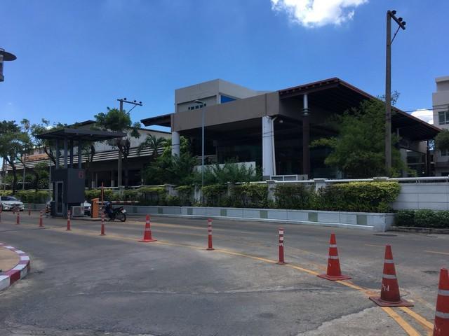 เช่าสำนักงานพระราม 2 บางขุนเทียน : ให้เช่าอาคารสำนักงานย่านพระราม 2 พร้อมโกดังเก็บของ ติดห้างเซ็นทรัลพระราม 2