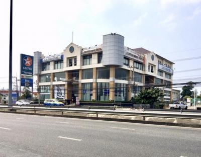 ขายโชว์รูม สํานักงานขายพัทยา บางแสน ชลบุรี : ขายโชว์รูมพร้อมที่ดิน 2-3-84 ไร่ ติดถนนสุขุมวิทพัทยา ติดโลตัส Outlet Mall Pattaya