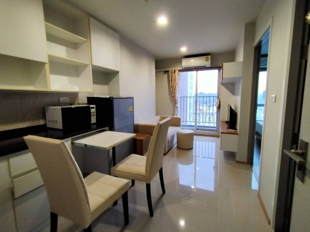 For RentCondoBang Sue, Wong Sawang : Special discount! Condo for rent, Rich Park 2, Taopoon Interchange, 23rd floor, north balcony