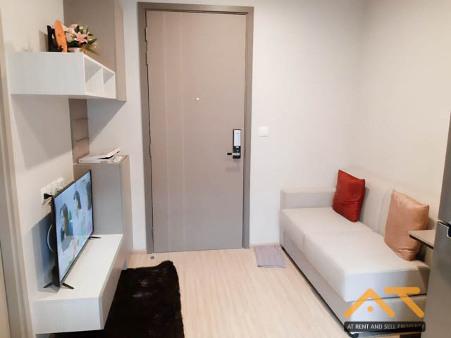 For RentCondoThaphra, Wutthakat : For rent The Privacy Thaphra Interchange 1 bedroom, size 29 sq.m.