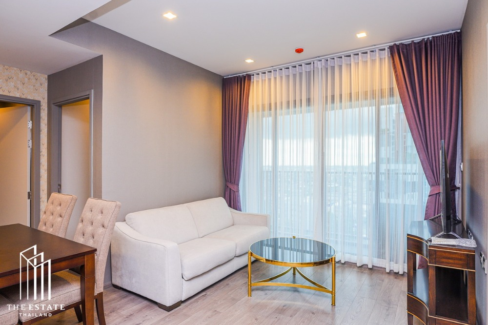 For SaleCondoLadprao, Central Ladprao : SALE * Whizdom Avenue Ratchada-Ladprao, high floor, corner unit, east, well furnished @ 10.89 MB