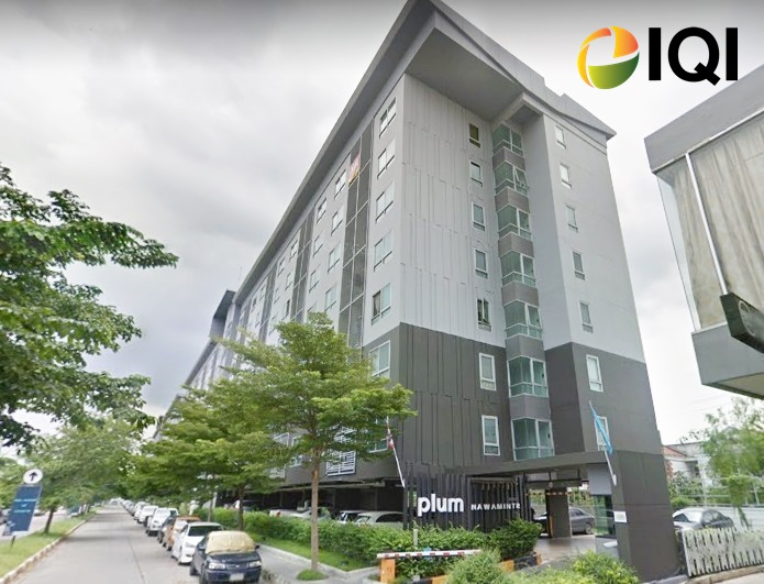 For SaleCondoNawamin, Ramindra : Sale Plum Condo Nawamin (Plum Condo Nawamin) Nawamin Road 86 near Lotus. Badindecha 2 School