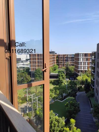 ขายคอนโดอ่อนนุช อุดมสุข : ห้องดี มีอยู่จริง Hasu Haus 37ตรม. ราคา 4,300,000บ. วิวสวนสวย ตกแต่งอย่างดี ไม่บล๊อควิว