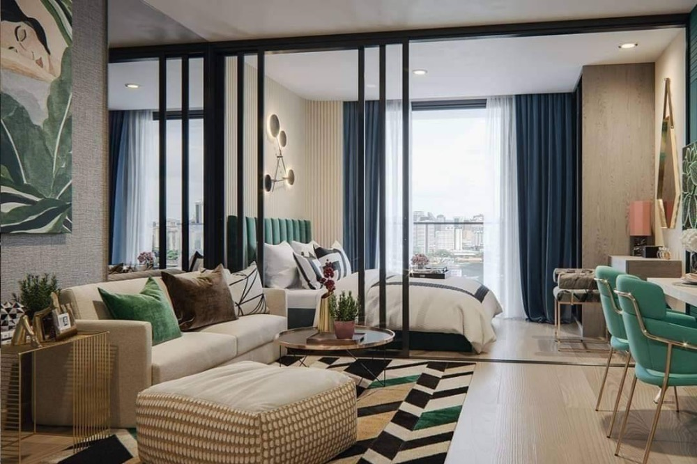 For SaleCondoLadprao, Central Ladprao : JSC240831 Sell The Line Phahonyothin Park Condo, 1st hand, good location.
