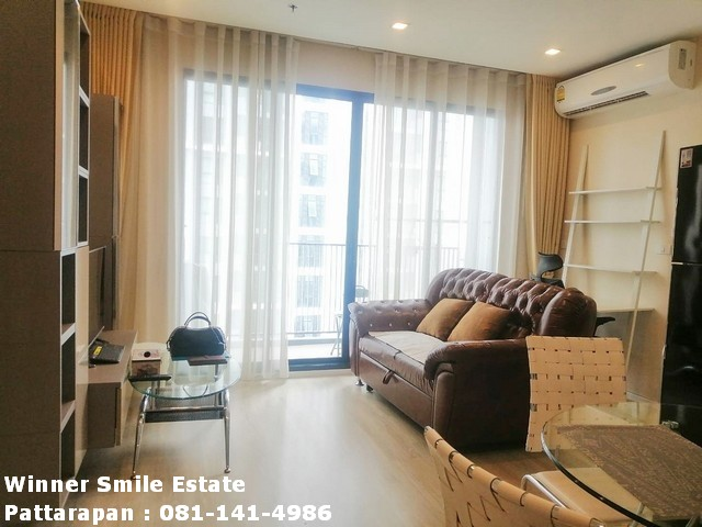 For SaleCondoRatchadapisek, Huaikwang, Suttisan : Condo for sale Quinn Ratchada 17 near MRT Suthisan fully furnished!!