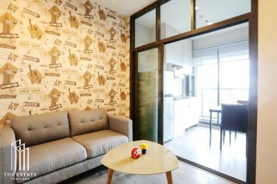 เช่าคอนโดลาดพร้าว เซ็นทรัลลาดพร้าว : Condo for RENT *Whizdom Avenue Ratchada-Ladprao ห้องชั้นสูง 20+ เฟอร์นิเจอร์ครบ ตอบโจทน์ทุก Lifestyle ใกล้ MRT @16,000 Baht