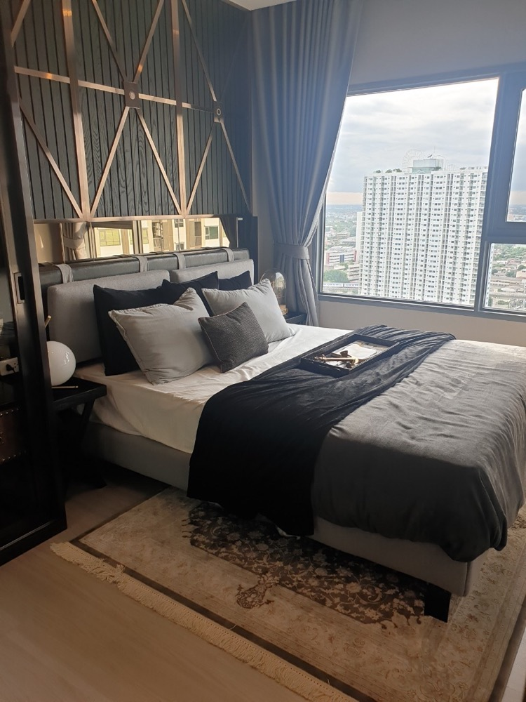 For SaleCondoThaphra, Wutthakat : Hot deal Special room, discount more than a million baht, Aspire Sathorn-Ratchaphruek fully furnished + electrical appliances next to Bang Wa bts are all gone.