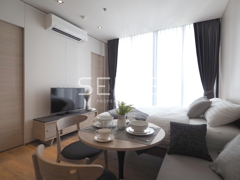 For RentCondoSukhumvit, Asoke, Thonglor : PARK 24 : Best Deal Studio for Rent at Phrom Phong Area // Close to BTS