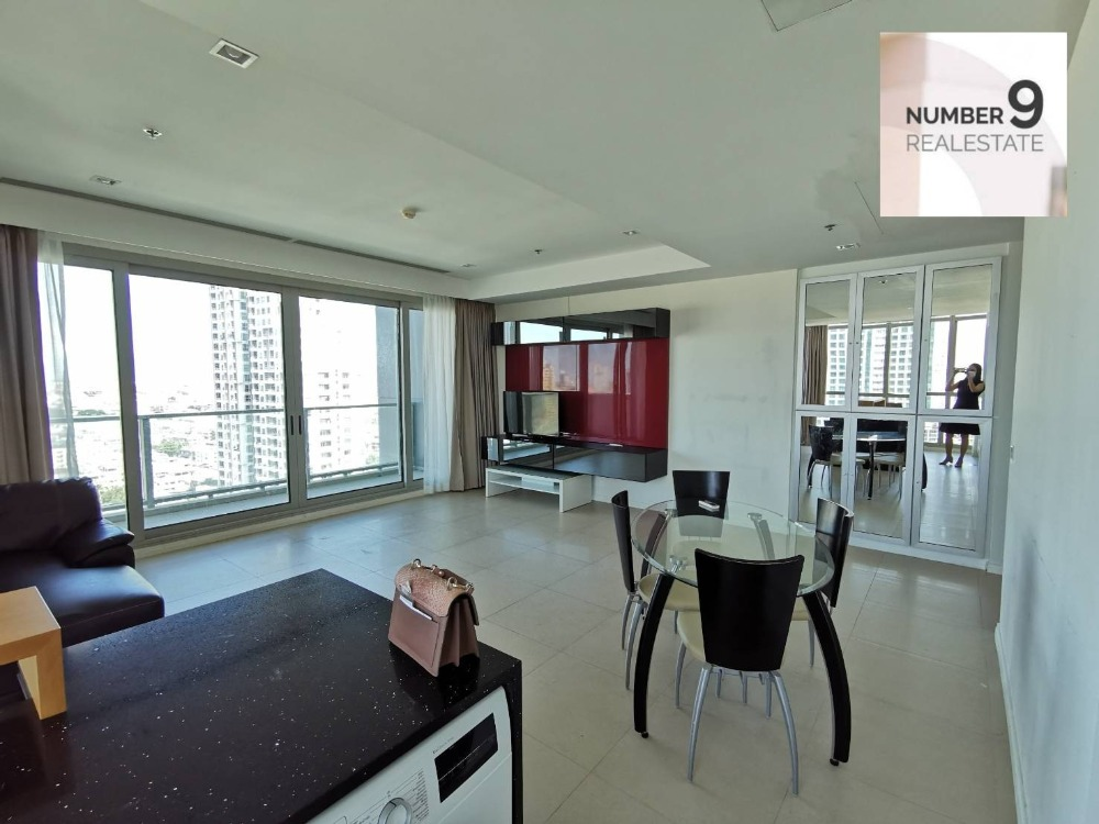 For SaleCondoWongwianyai, Charoennakor : For sale The River type 2 bed river view close to Icon saim, Sathorn RD.
