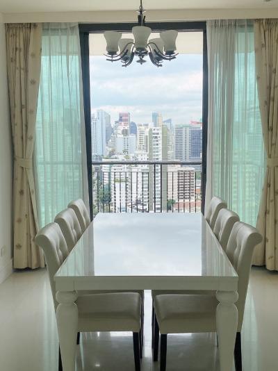 For RentCondoSukhumvit, Asoke, Thonglor : 3 Beds + 1 Maid @Aguston @Sukhumvit 22 - Pet Friendly 80,000 THB (Negotiable)