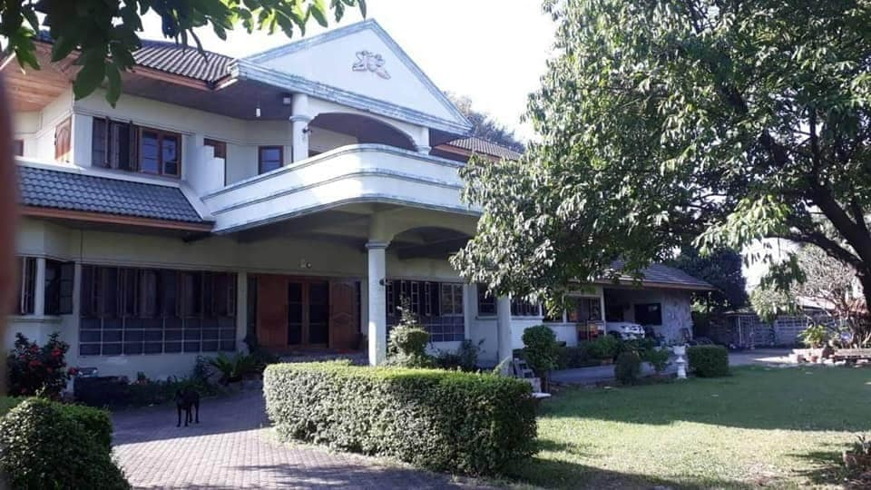 For SaleHouseNawamin, Ramindra : House for sale in Soi Khubon 13, 2-storey house, 8 bedrooms, 6 bathrooms, 0646654666.