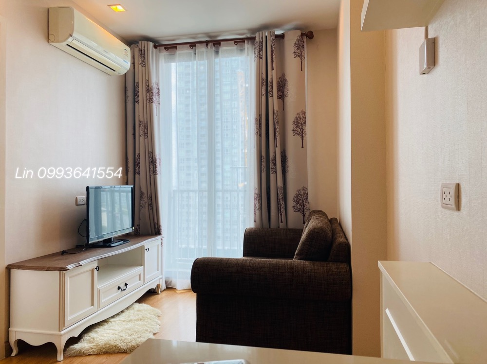 For SaleCondoOnnut, Udomsuk : Building cell! Luxury condo for sale, best price in Q House Sukhumvit 79, beautiful room, high floor, next to BTS 0993641554.