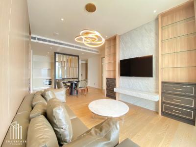 เช่าคอนโดวงเวียนใหญ่ เจริญนคร : ชั้นสูง 60+ ห้องมุม ทิศใต้ *Magnolias Waterfront Residences ICONSIAM @130,000 Baht