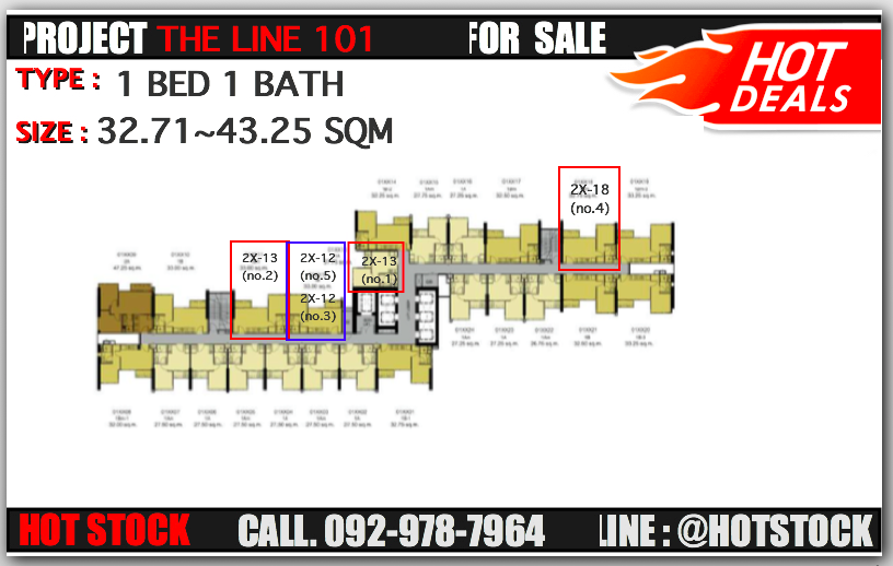 For SaleCondoOnnut, Udomsuk : 5 rooms, the last drop, the last one is closed, 1 bedroom, 1 bath, size 33 ~ 43 sqm, with Free All + Free public fee for 3 years, good position, high floor, beautiful view, the cheapest price since sold with furniture, starting at only 115, xxx Baht / sq