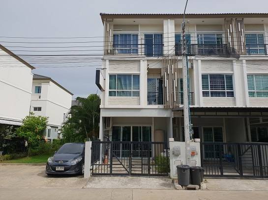 For SaleTownhouseKaset Nawamin,Ladplakao : The Plant Citi Navamin Townhome for Sale
