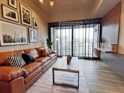 For RentCondoSukhumvit, Asoke, Thonglor : For Rent The Lofts Asoke (75 sqm.)