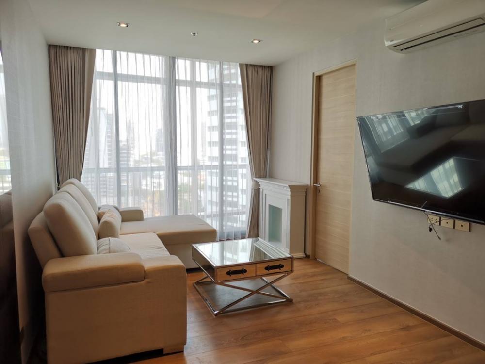 For RentCondoSukhumvit, Asoke, Thonglor : Condo for rent, Park Origin 24, Sukhumvit 24, size 52 sqm.