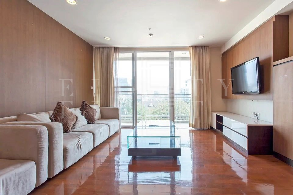 For RentCondoSukhumvit, Asoke, Thonglor : For Rent Double Trees Residence (165 sqm.)