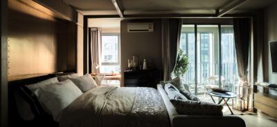 เช่าคอนโดสยาม จุฬา สามย่าน : คอนโดให้เช่า Ideo Q Chula-Samyan ชั้น 14 1 ห้องนอน 1 ห้องน้ำ ขนาด 34 ตร.ม. 26,000 บาท/เดือน