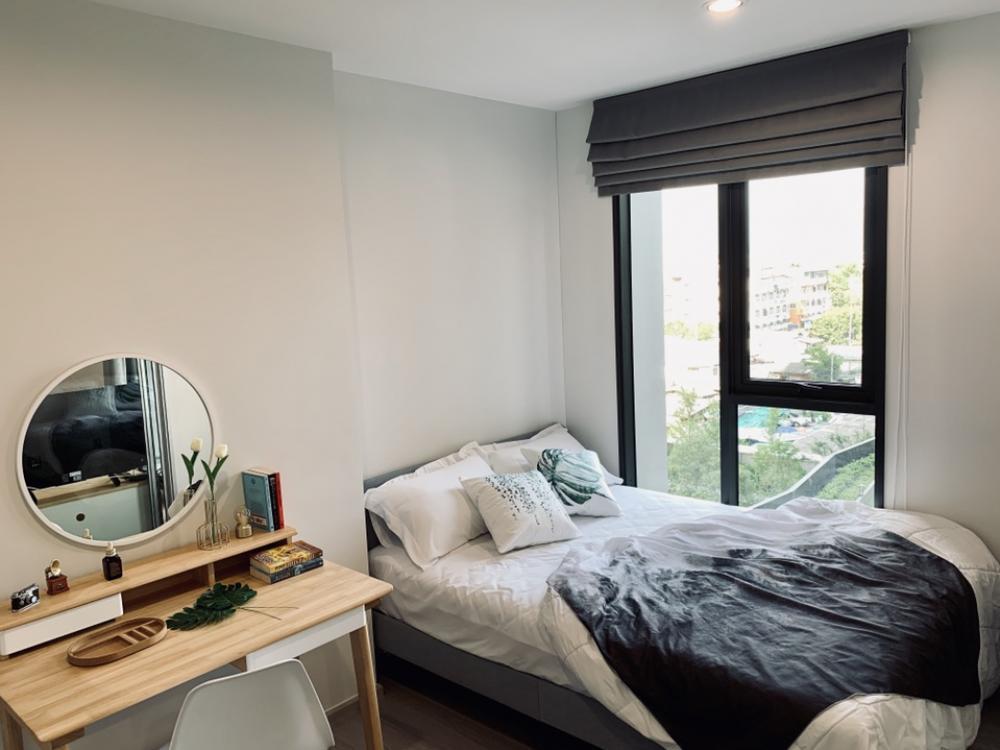 For RentCondoBang kae, Phetkasem : ❤️ # B604 # New room, beautiful decoration, full furniture Complete electrical appliances