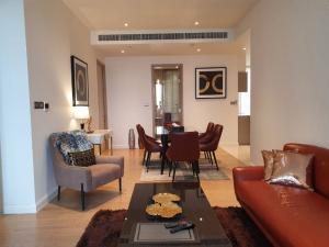 เช่าคอนโดวงเวียนใหญ่ เจริญนคร : SN058 ให้เช่า Magnolias Waterfront Residences สวย พร้อมเข้าอยู่ !!! ห้องยังว่างนะครับ