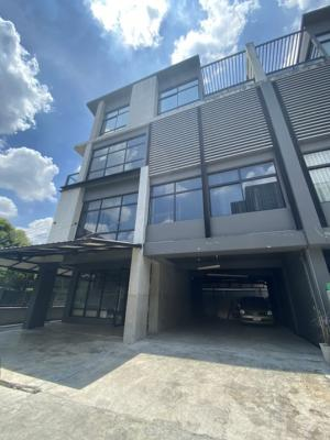 For SaleHome OfficeYothinpattana,CDC : !!! Urgent sale, very good price !!! DISTRICT - Sriwara Modern 4-storey home office on Sriwara Road Type E interested contact 0894414445